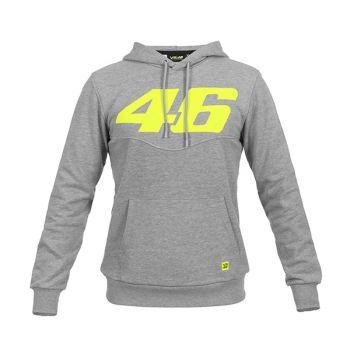 VR46 Core Grey Hoody Valentino Rossi