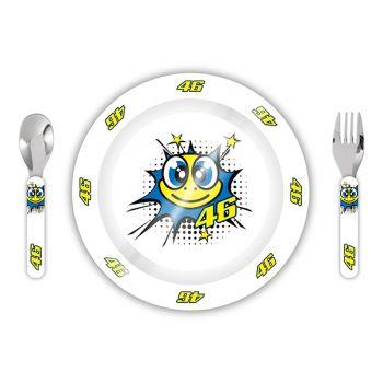 VR46 Meal Set Pop Art
