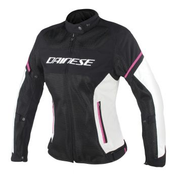 Dainese Air Frame D1 Jacket Lady-Pink