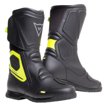 Dainese X-Tourer D-WP Boots-Fluro