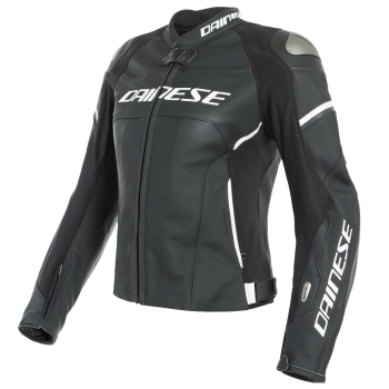 Racing 3 D-Air Lady Leather Jacket