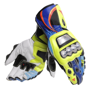 Dainese Full Metal 6 Replica Glove VR46 NOW ON SALE Was £379.99