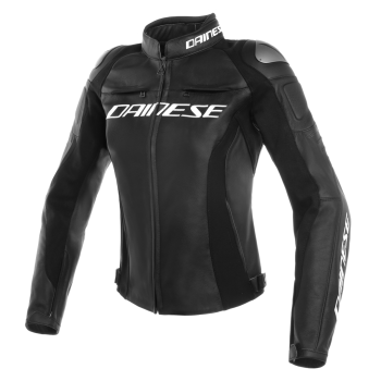 Dainese Racing 3 Lady Jacket-Black