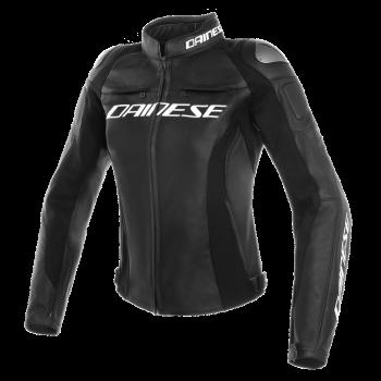 Dainese Racing 3 Lady Jacket-Black