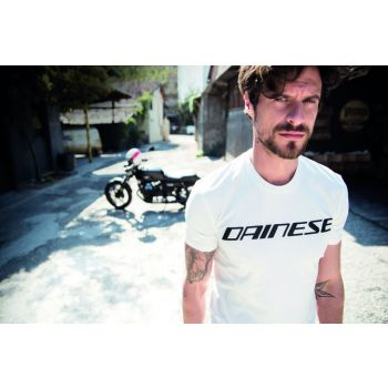 Dainese T-Shirt-White