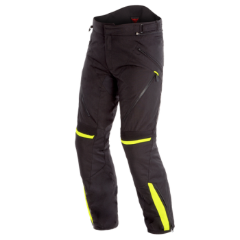 Dainese Tempest 2 D-Dry Trousers Yellow