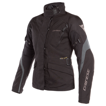 Dainese Tempest 2 Lady D-Dry Jacket-Grey