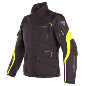 Dainese Tempest 2 D-Dry Jacket-Yellow