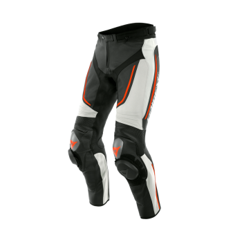 DAINESE ALPHA LEATHER TROUSER ( PERFORATED)
