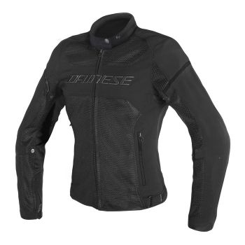 Dainese Air Frame D1 Jacket Lady Black