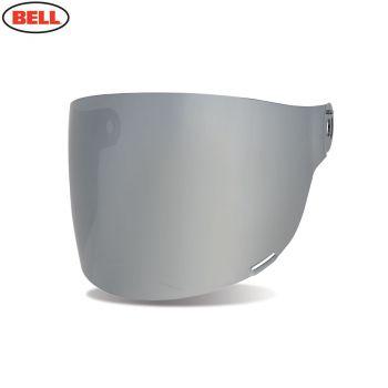 Bell Bullitt Flat Silver Iridium Visor