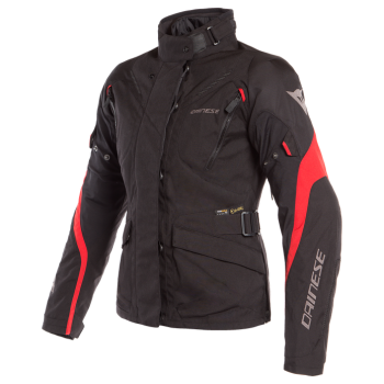 Dainese Tempest 2 Lady D-Dry Jacket-Red