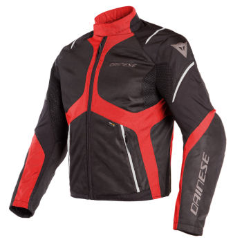 Dainese Sauris Mesh D-Dry Jacket-Red