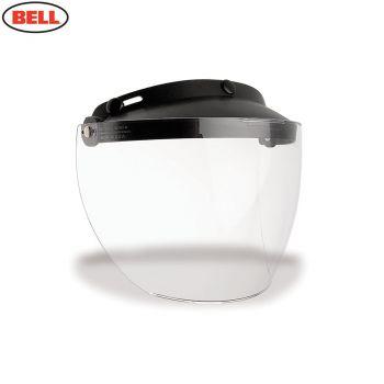Bell Snap Flip Visor Clear