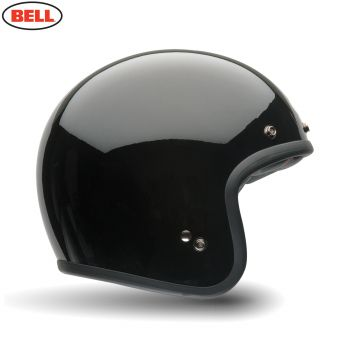 Bell Custom 500 Gloss Black