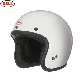 Bell Custom 500 White