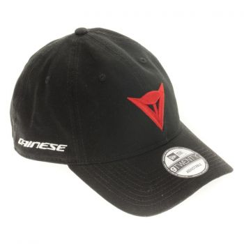 Dainese 9Twenty Canvas Strapback Cap-Black