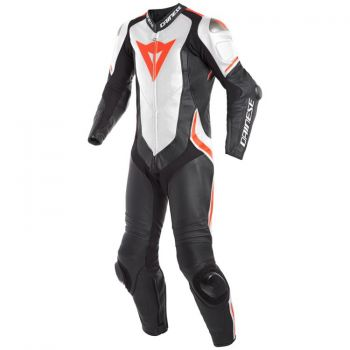 Dainese Laguna Seca 4 1pc Suit-White