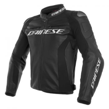 Dainese Racing 3 Jacket Black