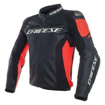 Dainese Racing 3 Jacket Fluro Red