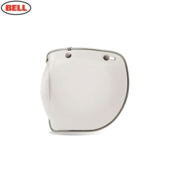 Bell Custom 500 Bubble Deluxe Shield Clear