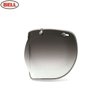 Bell Custom 500 Bubble Deluxe Smoke Gradient