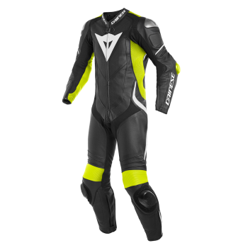 Dainese Laguna Seca 4 1pc Suit-Fluo-Yellow
