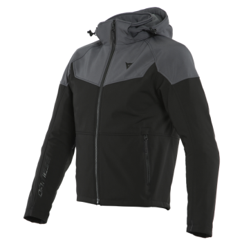 IGNITE TEX JACKET/HOODIE-BLK/ANTHRACITE