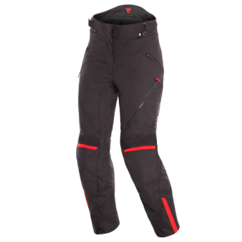 Dainese Tempest 2 Lady D-Dry Trousers Red