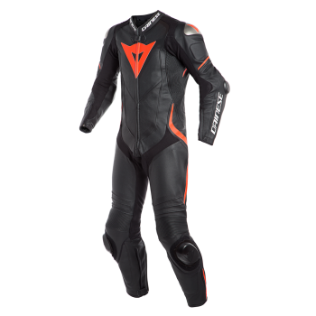 Dainese Laguna Seca 4 1pc Suit-Fluo-Red
