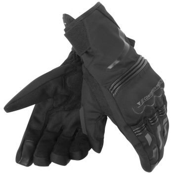 Dainese Tempest D-Dry Glove Short Black