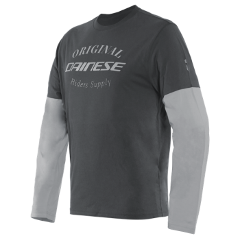 Dainese  PADDOCK T-Shirt LONG SLEEVE