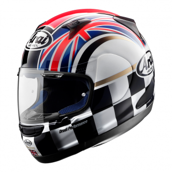 Arai Debut PODIUM UNION JACK UK EXCLUSIVE