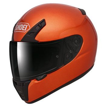 Shoei RYD Tangerine Orange