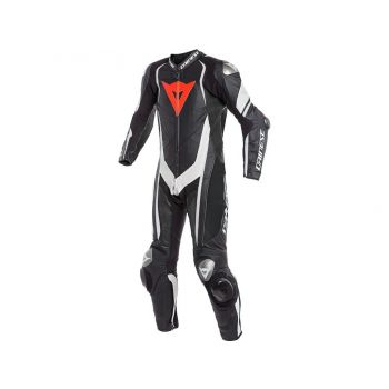 Dainese Kyalami Perforated 1pc Suit-Black