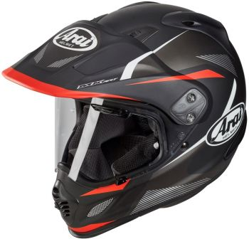 Arai Tour X4 Break Red